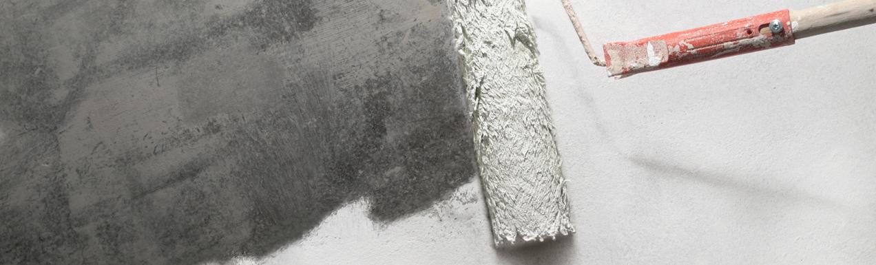 Краска по керамзитобетону противоморозная для цементного раствора